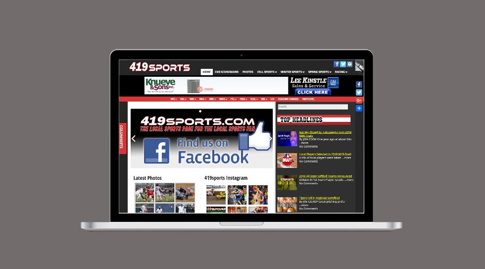 419sports.com